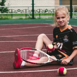 Beneficios de los deportes de raqueta en la etapa infantil